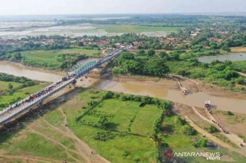 Jembatan Terpanjang di Karawang-Bekasi Mulai Beroperasi