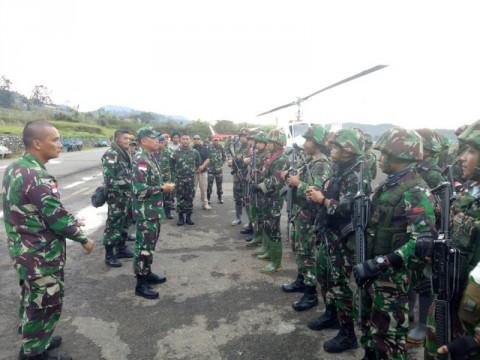 30 Personel Dikirim ke Zona Evakuasi Helikopter MI-17