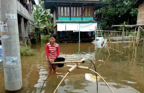 2.298 Jiwa di Muratara Sumsel Terdampak Banjir