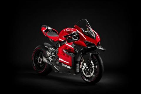 Rocket Kencang Itu Bernama Ducati Superleggera V4
