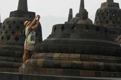 Kunjungan Wisatawan ke Candi Borobudur Dibatasi