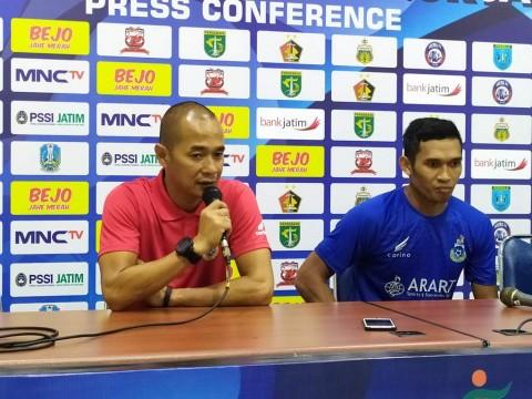 Penjelasan Kurniawan setelah Sabah FA Ditaklukkan Persija