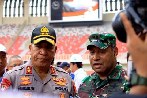 Sebanyak 5.000 Personel TNI/Polri Siap Amankan PON 2020