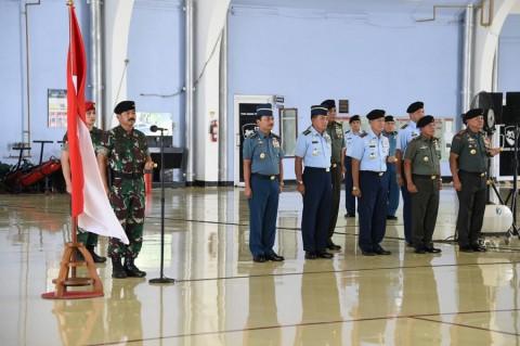 41 Perwira Tinggi TNI Naik Pangkat