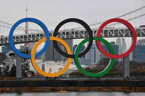Korona takkan Padamkan Api Olimpiade