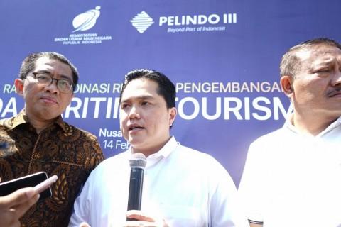 Erick Thohir: Bali Jantung Pariwisata tapi Infrastruktur Masih Tertinggal