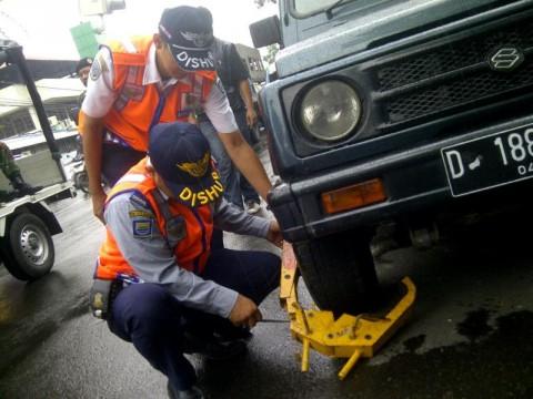 Pemkot Bandung Godok Raperda Derek Kendaraan