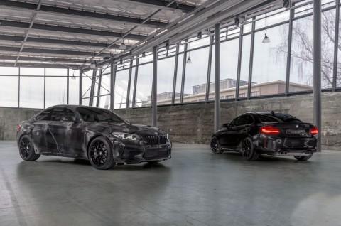 BMW M2 Competition Unik Karya Seniman Kontemporer FUTURA 2000