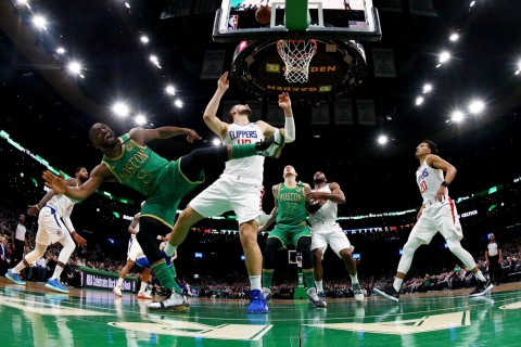 Celtics Bungkam LA Clippers