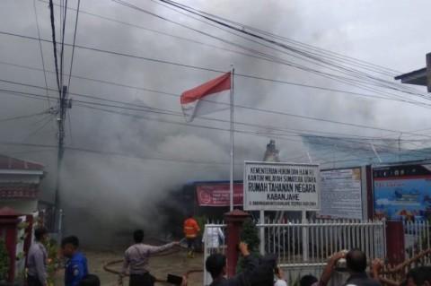 Empat Narapidana Rutan Kabanjahe Dipindah ke Lapas Medan