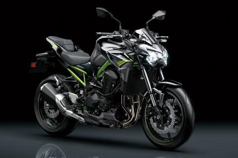 New Kawasaki Z900 Semakin Agresif dengan Desain Z Sugomi