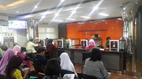 Bapenda Kota Tangerang Hapus Denda PBB Selama Sebulan