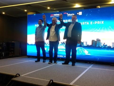 Jakpro: Formula E di Monas untuk Pemanfaatan Cagar Budaya