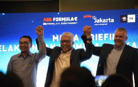 Sirkuit Formula E di Monas Diklaim Bisa Mencapai 220 Km/Jam