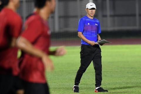 Alasan Shin Tae-Yong Prioritaskan Pemain Muda di Timnas Senior