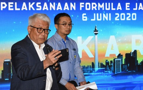 Formula E di Indonesia Tanpa Pembalap Lokal