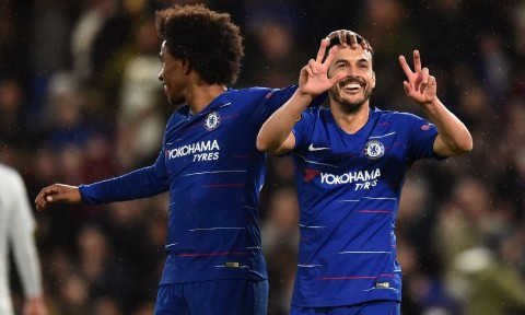Kedatangan Ziyech Bukan Ancaman untuk Pemain Senior Chelsea