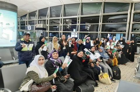 KBRI Riyadh Pulangkan 42 WNI Overstay Tanpa Denda