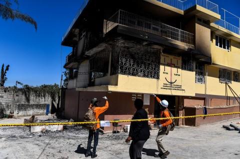 Kebakaran di Panti Asuhan Haiti Tewaskan 15 Anak
