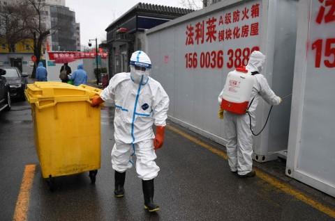 Warga yang Pulang ke Beijing Diwajibkan Karantina Diri