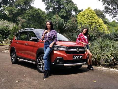 Suzuki XL7, Produksi Dalam Negeri untuk Pasar Global