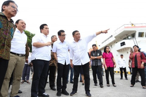 Pelindo III Gandeng Delapan BUMN Kembangkan Pelabuhan Benoa
