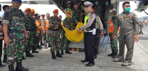 Panglima TNI Akan Lepas 12 Jenazan Korban Helikopter MI-17