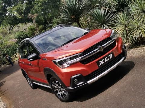 Suzuki XL7 Satukan 3 Konsep, Berbeda dengan Ertiga