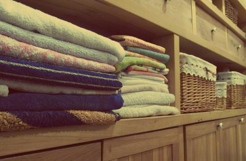 Pentingnya Mencuci Handuk Mandi Anda Seminggu Sekali