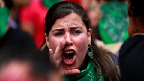 Protes Pecah di Meksiko Karena Pembunuhan Sadis Perempuan