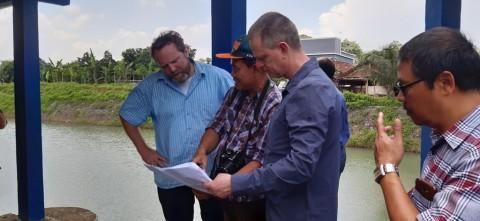 Jepara Datangkan Peneliti Asal Belanda untuk Tangani Banjir