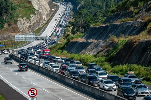 Pembangunan Tol Trans Jawa Ditarget Tuntas 2025
