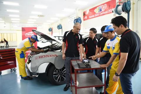 Honda Komitmen Jaga Kualitas Pelayanan Penjualan & Purna Jual