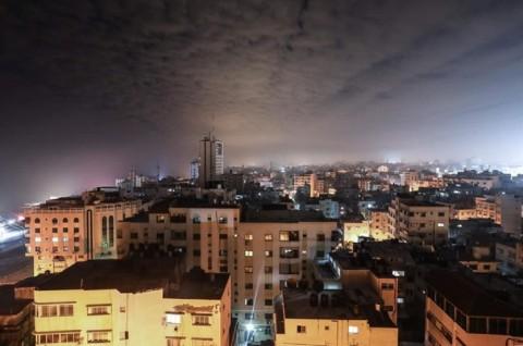 Balas Serangan dari Gaza, Israel Gempur Posisi Hamas