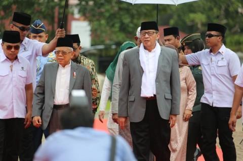 Festival Jelajah Nusantara Pamerkan Artefak Rasulullah