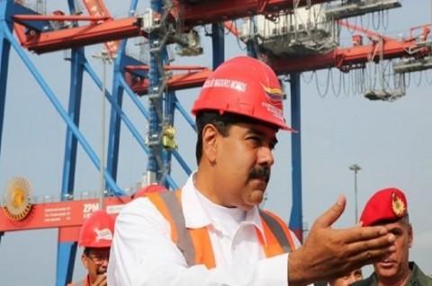Bersitegang dengan AS, Venezuela Gelar Latihan Militer
