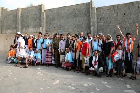 Kubu Bertikai Yaman Sepakati Pertukaran Tahanan