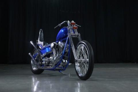 Harley Davidson Sportster 883 Dengan Fitrah Classic Chopper Medcom Id