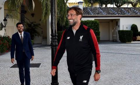 Juergen Klopp: Lazio akan Menangkan <i>Scudetto</i>