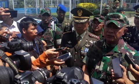 TNI Fokus Tangani Korban Helikopter MI-17