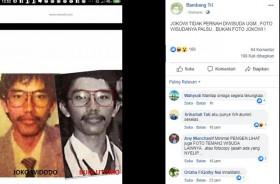 [Cek Fakta]  Jokowi tidak Pernah Diwisuda UGM dan Foto Wisudanya Palsu? Ini Faktanya