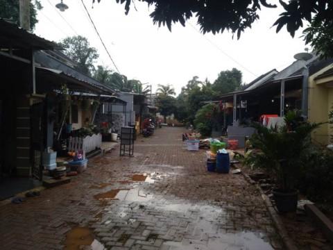 Warga Cilodong Depok Mulai Berbenah Usai Banjir