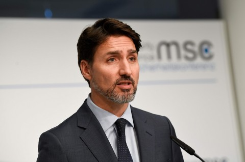 Trudeau Batalkan Kunjungan Diplomatik Terkait Pipa Gas