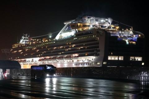 Pemerintah Atur Kepulangan WNI di Kapal Diamond Princess