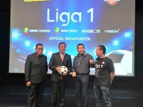 Pemegang Hak Siar Liga 1 2020 Bertambah