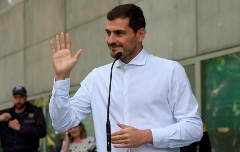Casillas Maju Jadi Calon Presiden RFEF