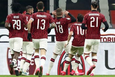 AC Milan Perpanjang Tren Kekalahan Torino
