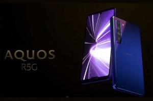 Sharp Umumkan Aquos R5G