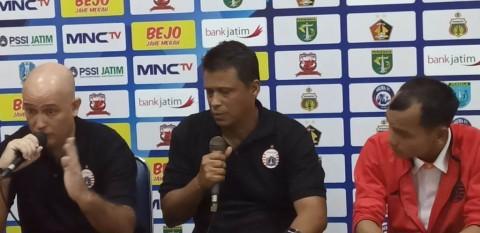 Resep Persija Bungkam Madura United