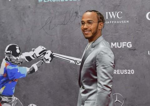 Lewis Hamilton dan Messi Jadi Pemenang Bersama di Berlin